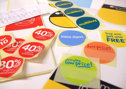 Sticker Printing Personalised Stickers And Labels